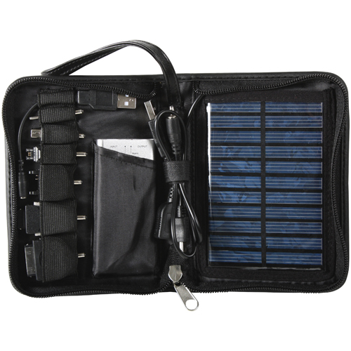 Deluxe Cell Phone-Iphone Solar Charger