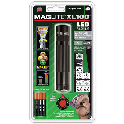 Maglite AAA XL100 LED Flashlight