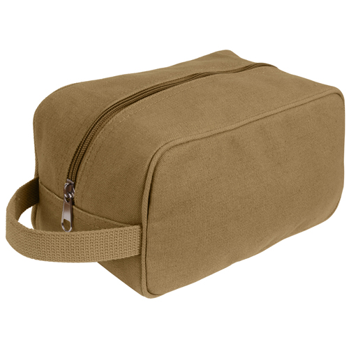 Canvas Travel Kit Bag