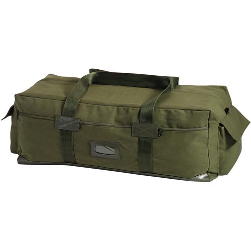 Canvas Israeli Type Duffle Bag