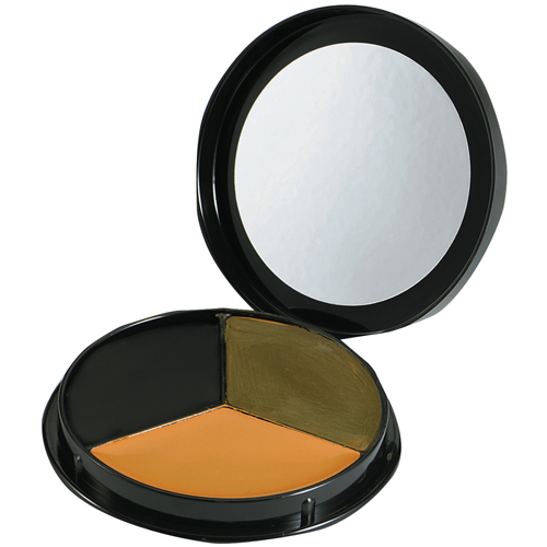 GI 3 Color Face Paint Compact