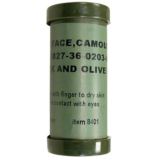 NATO Camo Face Paint Sticks