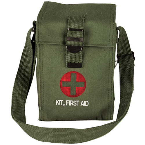 Pouch - Platoon Leader 1St Aid - OD