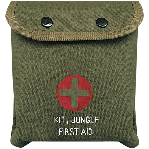 M-1 Jungle First Aid Kit Pouch