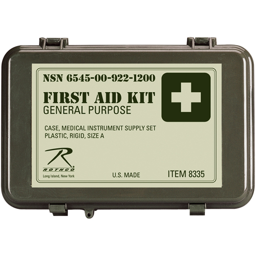 Domestic Only Purpose First Aid Kit