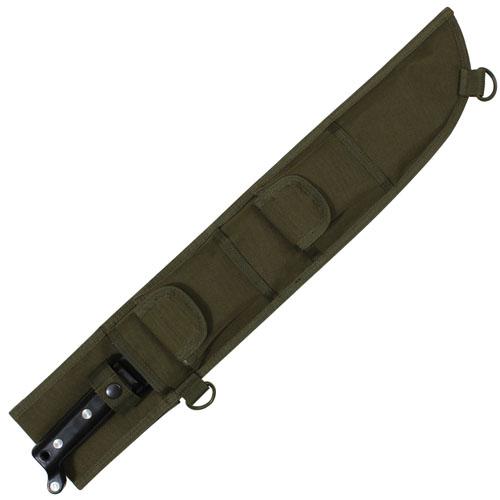 MOLLE Compatible Machete Sheath - 18 inch