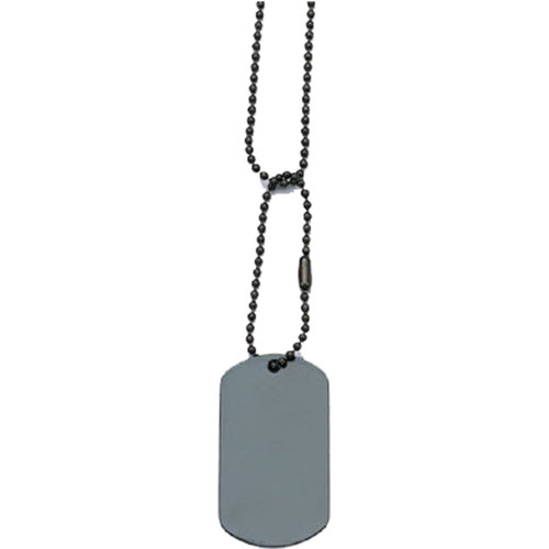 G.I. Type Dog Tag