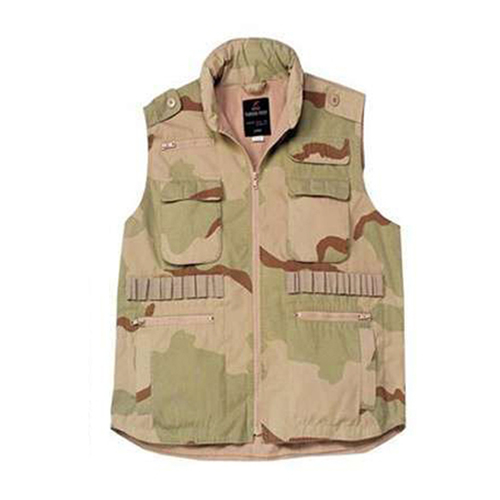 Mens Vintage Ranger Vest