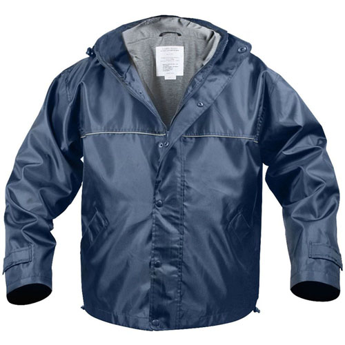 Mens Hooded Storm Jacket
