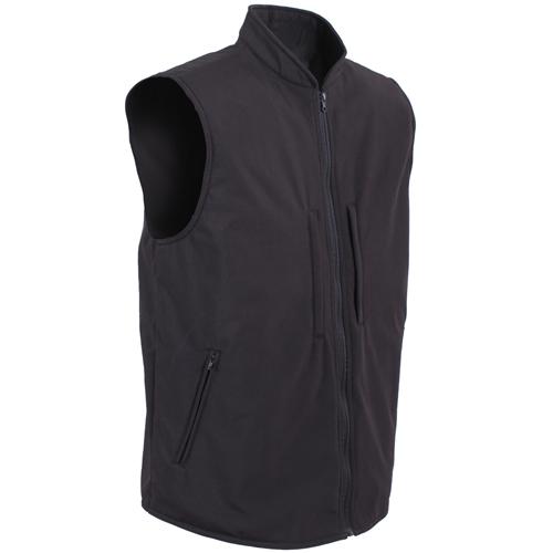 Mens Concealed Carry Soft Shell Vest