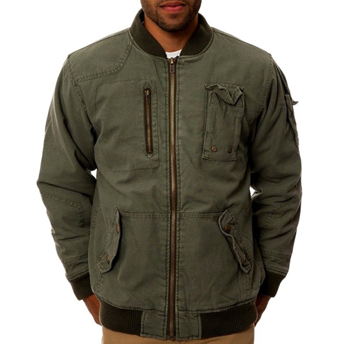 Mens Vintage CWU-99E Enhanced Flight Jacket