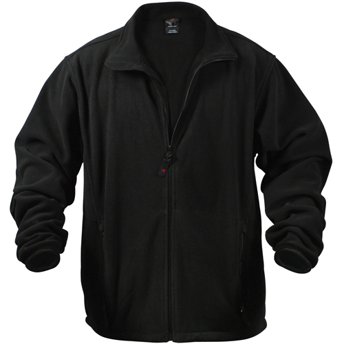 Mens Mountain Polar Fleece Jacket