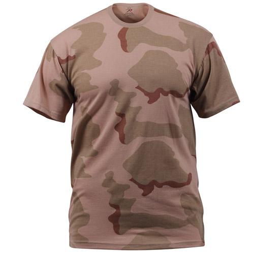 Mens Classic Camo T-Shirts
