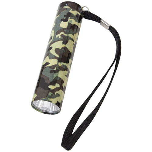 Single Led Flashlight