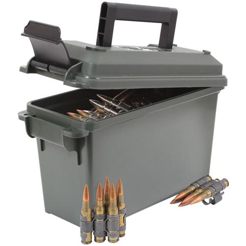 MTM 30 Caliber Plastic Ammo Cans