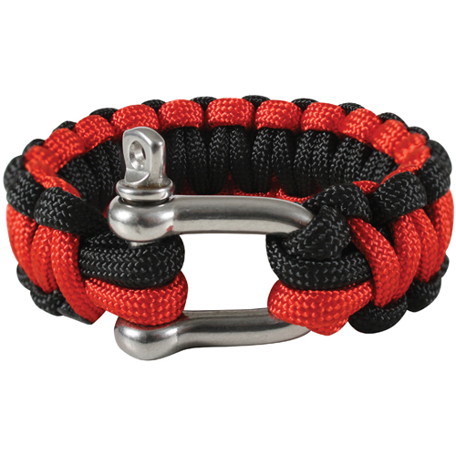 Paracord D-Shackle Bracelet