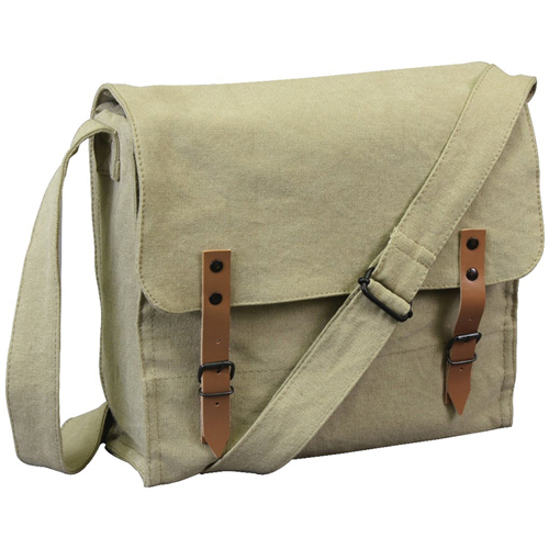 Vintage Canvas Medic Bag