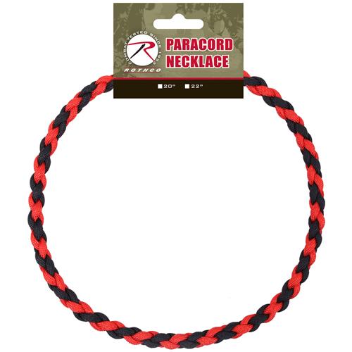 Paracord Survival Necklace