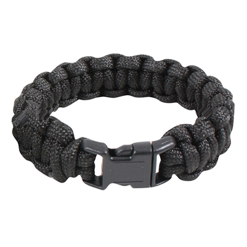 Solid Color Paracord Bracelet