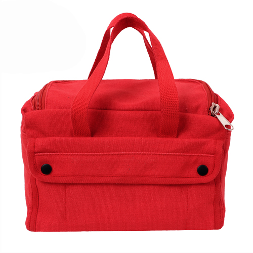 Mechanics Tool Bag W U-Shaped Zipper