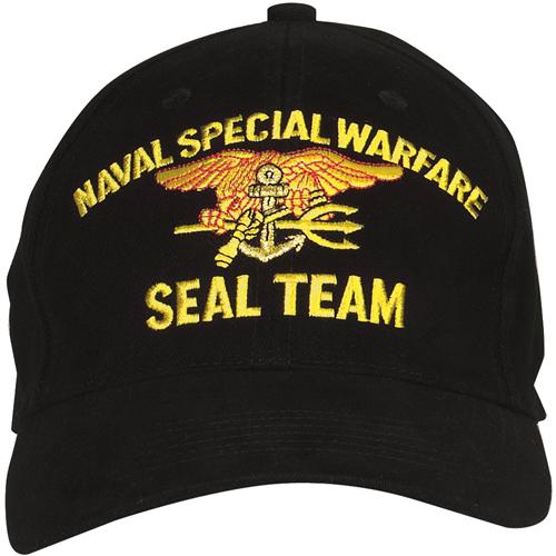 Naval Special Warfare Seal Team Hat