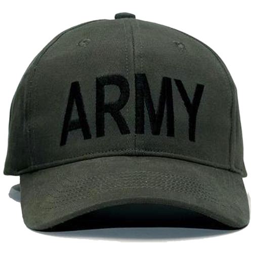Army Supreme Low Profile Cap