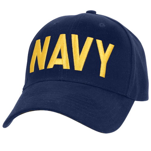 Navy Supreme Low Profile Insignia Cap