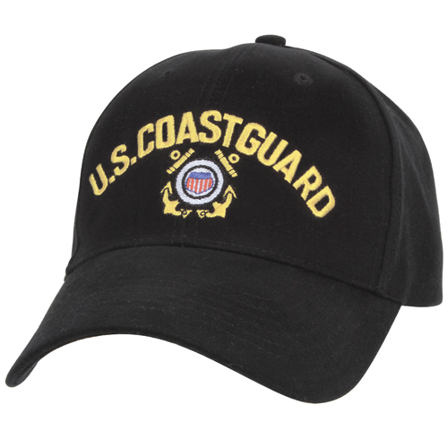 U.S. Coast Guard Low Profile Cap