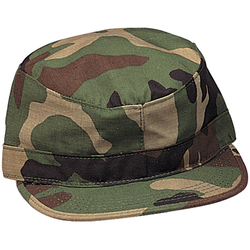 Kids Military Fatigue Cap