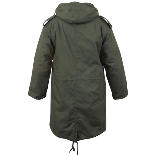 Mens M-51 Fishtail Parka