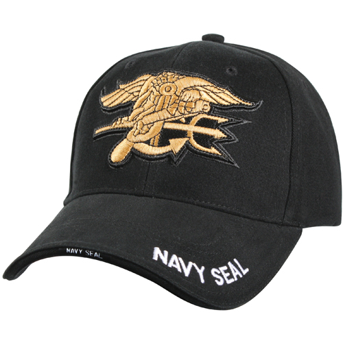 Navy Seal Deluxe Low Profile Insignia Cap