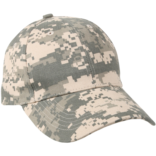 Kids Camo Low Profile Cap