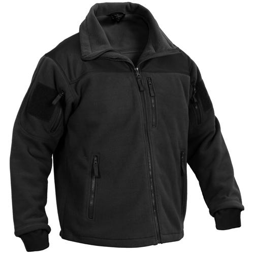 Mens Spec Ops Tactical Fleece Jacket