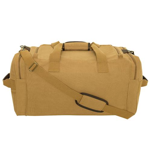 Canvas Long Weekend Bag