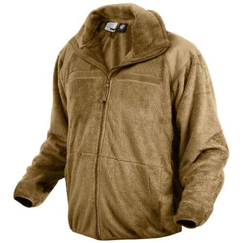 Mens Generation III Level 3 ECWCS Fleece Jacket