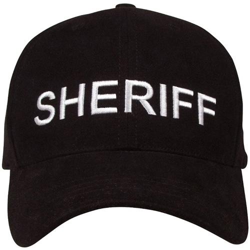 Sheriff Supreme Low Profile Insignia Cap