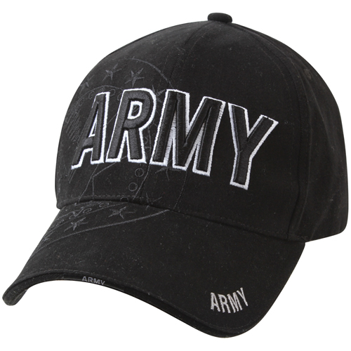 Deluxe Low Pro Shadow Cap - Army Eagle