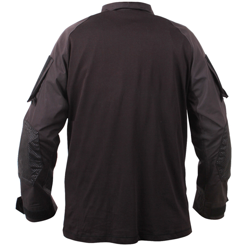 1/4 Zip Military Fire Retardant NYCO Combat Shirt