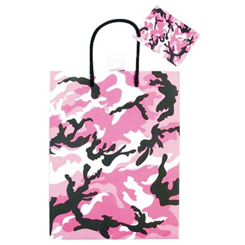 Camo Woodland Gift Bags