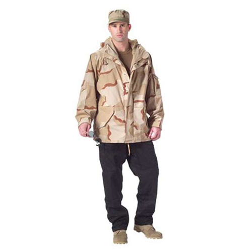 Mens G.I. Type Wet Weather Parka