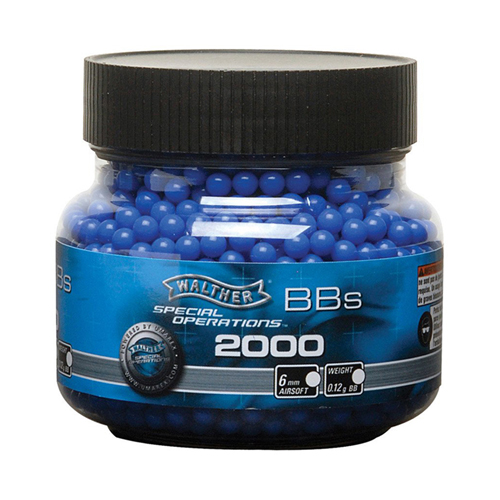 Walther Special Operations 6mm Airsoft BBs