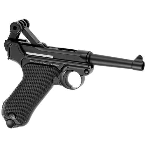 Blowback P08 Full Metal CO2 Pistol