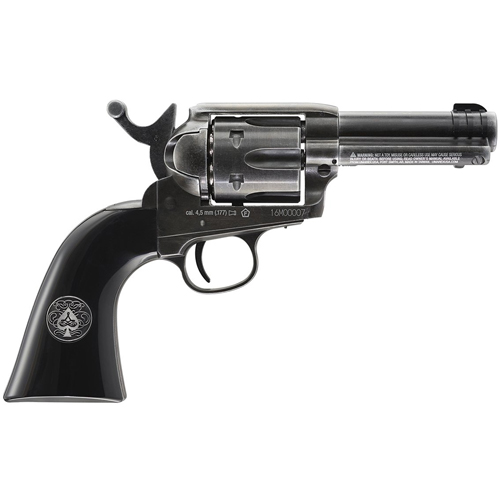 Ace in the Hole Single Action Pellet Revolver