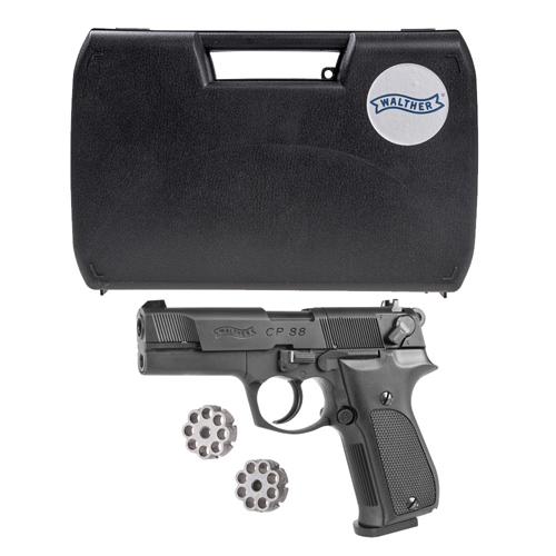 Walther Black CP88 Air Pistol