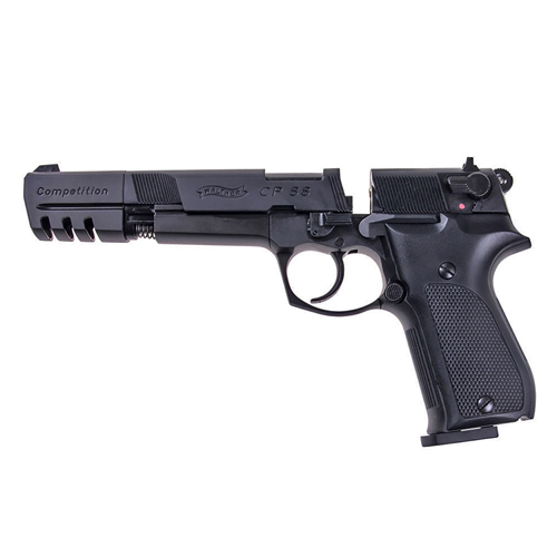 Walther Black CP88 Competition Pellet Pistol