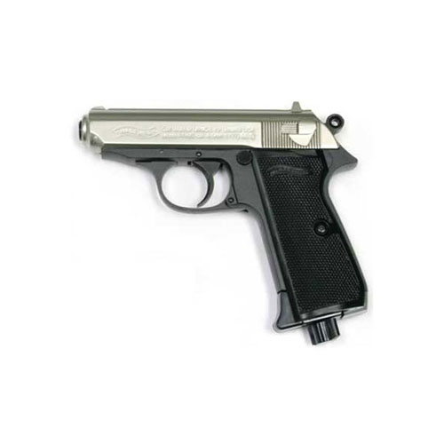 Walther Nickel Slide PPK S Air Pistol