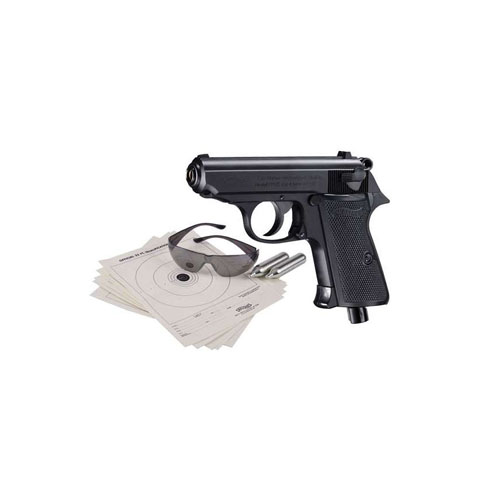 Walther Black Kit PPK S Air Pistol