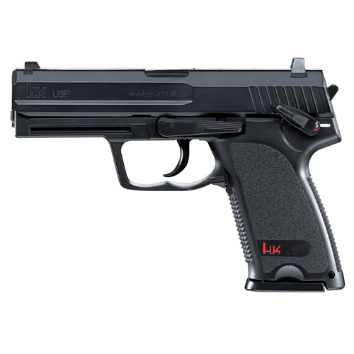 Heckler And Koch Black USP Airguns