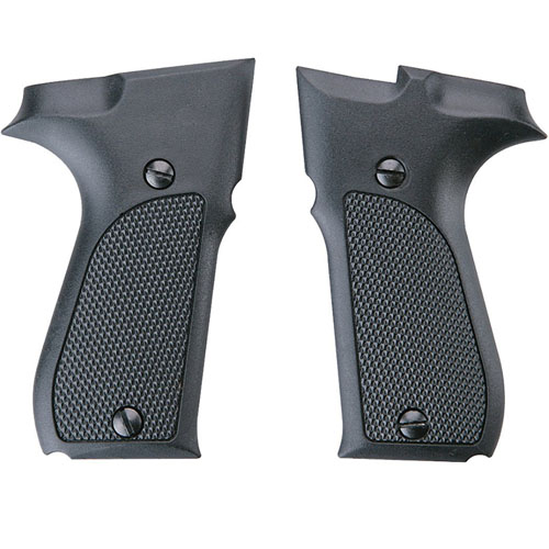 Umarex Black Plastic Grips for CP88