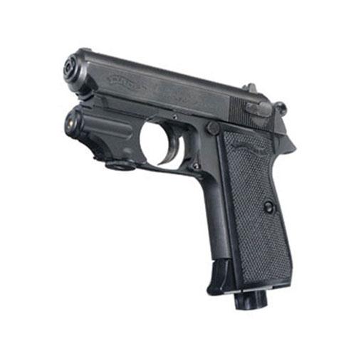 Walther Black PPK S w Laser Air Pistol